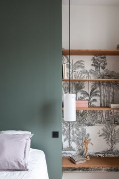 Interior Exterior, Home Interior Design, Home Bedroom, Bedroom Decor, Parisian Apartment, My New Room, Loft, House Design, Design Design