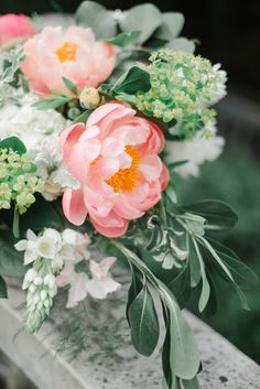 Vancouver garden-themed wedding inspiration | Photo by Christie Graham Photography | Event design Spread Love Events |
