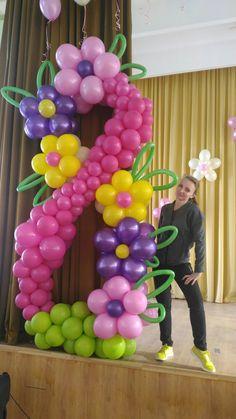 Birthday Balloon Decorations, School Decorations, Birthday Balloons, Balloon Columns, Balloon Arch, Balloon Garland, Balloon Flowers, Balloon Bouquet, Sculpture Ballon