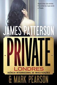 Livro Private Londres, de James Patterson