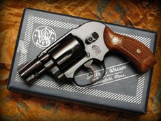 S&W 38 Airweight Bodyguard 45 Caliber Pistol, Revolver Pistol, Smith And Wesson Revolvers, Smith Wesson, Weapons Guns, Guns And Ammo, S&w J Frame, Bushcraft, Lever Action Rifles
