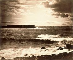 gustave le grey the great wave - Google Search