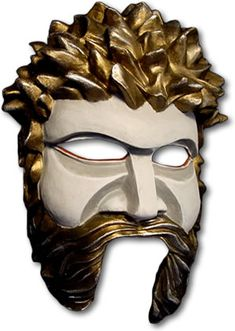 God Greek - another option is to remove the chin altogether