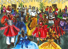 Candomble: The African-Brazilian Dance in Honor of the Gods
