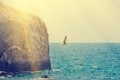 Go Out of Your Depth – Or Better Yet, Leap!