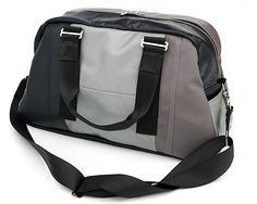 The Alaskan - Carry-on Bag Made from Airplane Seat Leather! A travel bag made from airplane seat leather that will accompany you around the world. Guaranteed for another million air miles.