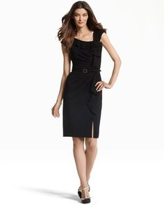 dresses always fit just right - White House | Black Market