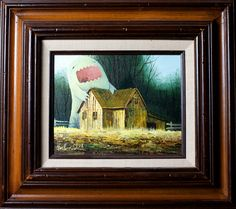 Monsters In Landscapes via Thrift Store Confidential