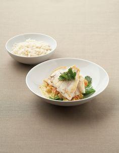 Curry met pollak