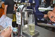 On-tap prosecco set to fizzle in London restaurants