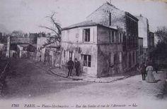 la maison rose paris | PROMENADE SUR LA BUTTE MONTMARTRE - 1ère partie