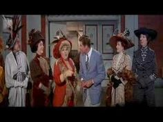 "Musicals: Buffalo Bills- The Music Man ""Pick-a-little/Goodnight Ladies- The Buffalo Bills make an appearence at the end of this scene  singing ""Goodnight Ladies"",  Meredith Willson's ""The Music Man"" Robert Preston & Shirley Jones 1962"