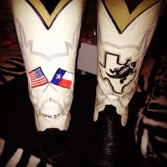 Every Texas girl needs a great pair of boots! USA. TX. TCU <3