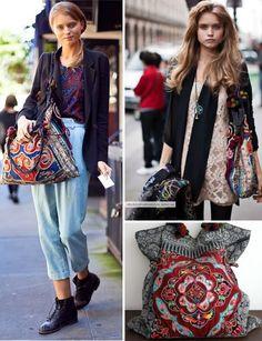 Hmong bags