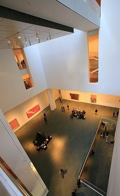 MOMA. Museum Of Modern Art. For example the exhibition Designing Modern Women 1890 - 1990 runs till October 2014.