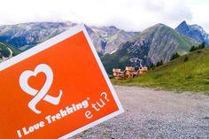 #ilovetrekking chi lo ama ci segua! - #AdvetureDays 2014 #Livigno #festival #outdoor #adventure #ilovetrekking