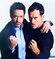 Robert and Jude. Adorbs!
