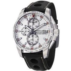 Chopard Mille Miglia GT XL Chronograph Automatic Titanium Mens Watch 168459-3041