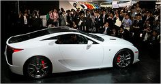 Lexus LFA-as soon as i get a chance i will pin Ken's ride in the LFA! Absolutely awesome car!