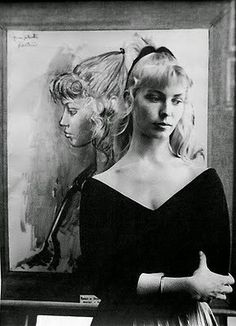 Pablo Picasso, Sylvette David on ArtStack #pablo-picasso #art