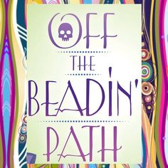 Cover reveal for Off the Beadin' Path this Wed. 12/14 at 6pm Pac. http://ift.tt/2hmLQXO