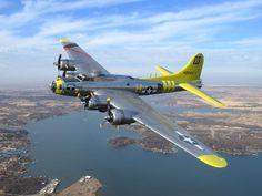 "B-17 ""Chuckie"" Flying Fortress"