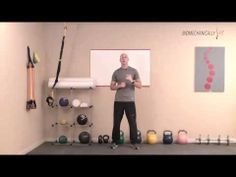 Advanced Resistance Band Home Workout Routine 1