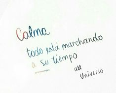 Calma*