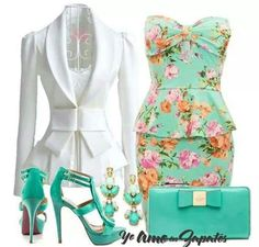 AWESOME FLORA DRESS