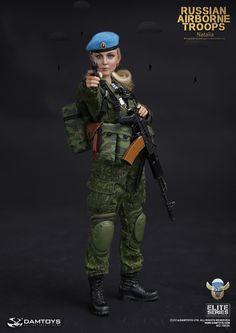 Beret and Headsculp 1//6 Dragon British UK Royal Marines set