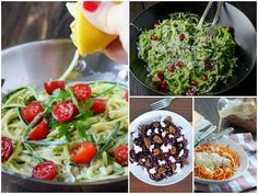 Cooking with Vegetable Pasta – Healthy Recipes – ALL YOU   Deals, coupons, savings, sweepstakes and more…