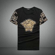Homme Versace Tee Shirts H0171