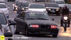 BMW M3 Turbo - 900cv #bmw #m3 #turbo #burnout #supercars #sbkbr