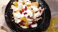 Sałatka zimowa – z granatów i pomarańczy  http://kotlet.tv/salatka-zimowa-z-granatow-i-pomaranczy/