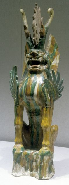 tomb guardian | Indianapolis Museum of Art Tang Dynasty, 700s