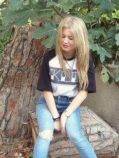Camiseta de hombre estilo béisbol azul marino, se puede conseguir en tienda online: www.latostadora.com/kldstore   #style #fashion #fashionblog #moda #new #shoponline #love #kld #art #artist #blonde