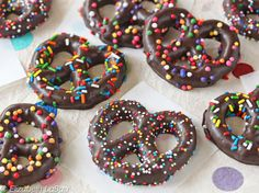 Image result for chocolate covered pretzels recipe