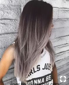 Beauty Tips Online Balayage Hair Blonde, Brunette Hair, Ombre Hair, Bayalage, Blonde Grise, Biolage Hair, Cool Hair Color, Hair Highlights, Dyed Hair