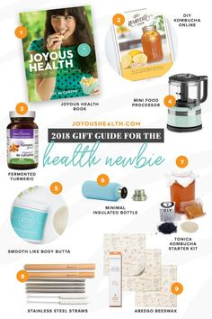 Holiday Gift Guide For The Health Newbie