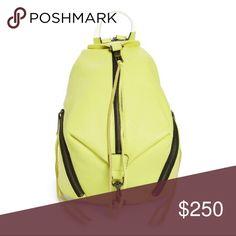 """Rebecca Minkoff Backpack NWT 8 1/2 W"""" x 11""""H x 5""""D Leather Rebecca Minkoff Bags Backpacks"""