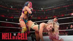 Hell in a Cell Alexa Bliss & Nikki Cross vs. The Kabuki Warriors -- WWE Women's Tag Team Championship Match Catfight Wrestling, Women's Wrestling, Divas Wwe, Wwe Pay Per View, Full Match, Raw Women's Champion, Wwe Womens, The Cell, Wwe Photos