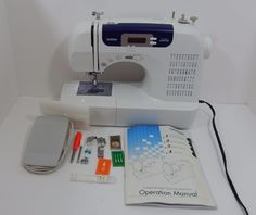 Brother CS-6000i Computerized Sewing Machine - 60 Stitches #Brother
