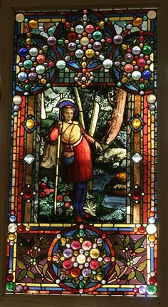 old stained glass windows - Google Search