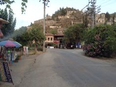 Kayakoy...ghost town