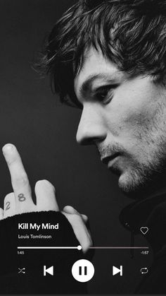 Kill my mind One Direction Songs, One Direction Imagines, One Direction Pictures, I Love One Direction, Louis Tomlinson Songs, Luis Tomlinson, Harry Styles Drawing, Song Lyrics Wallpaper, One Direction Wallpaper