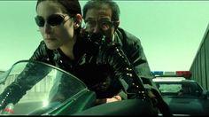 Triniti's Ducati in Matrix