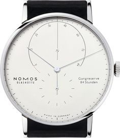 Nomos Glashutte Watch Lambda White Gold Zeiger Geblaut #bezel-fixed #bracelet-strap-leather #brand-nomos-glashutte #case-depth-8-9mm #case-material-white-gold #case-width-42mm #delivery-timescale-1-2-weeks #dial-colour-silver #gender-mens #luxury #movement-manual #power-reserve-yes #style-dress #subcat-lambda #supplier-model-no-933 #warranty-nomos-glashutte-official-2-year-guarantee #water-resistant-30m