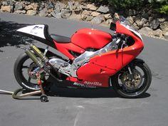 For Sale - 2000 Aprilia RS250 Cup Bike