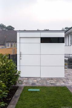 Design Gartenhaus at_gart in Potsdam by design@garten