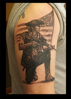 Pin by william browning on american revolution pinterest for American revolutionary war tattoos